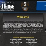 Orient of Kansas, Ancient Accepted Scottish Rite